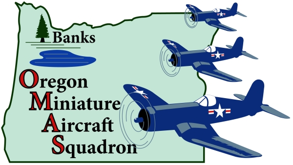 Oregon Miniature Aircraft Squadron Logo